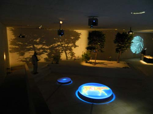 paesaggio artificiale Biennale 2013