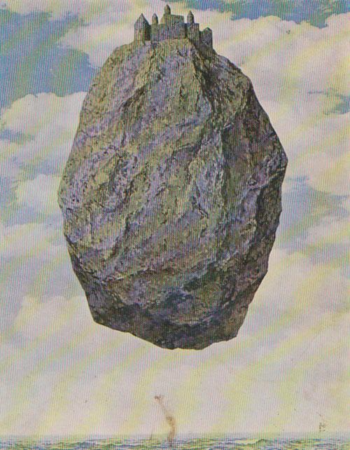 Magritte Castello dei Pireni