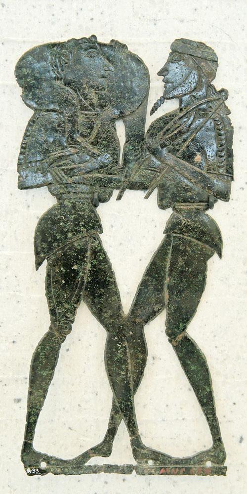 Arte arcaica greca- 500