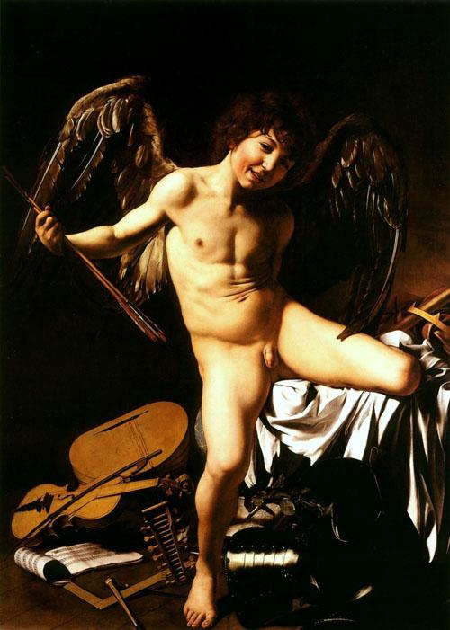 Caravaggio_-_Amor_vincit_omnia