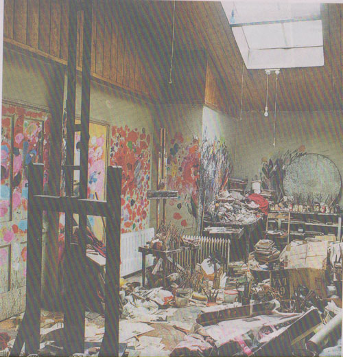 Studio di Francis Bacon