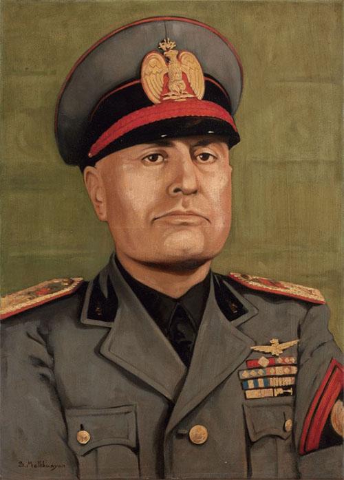 Mussolini- 500